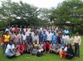 Participants of the  Group 1 (Content) and Group 2 (Methodology)
